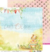 Papper Craft O Clock - Summertime Picnic 2