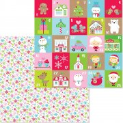 Papper Doodlebug - Christmas Town - Festive Flurry