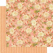 Papper Graphic 45 - Princess - Roses for Royalty