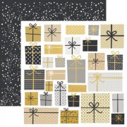 Papper Kaisercraft - First Noel - Wrapped