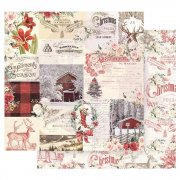 Papper Prima - Christmas In The Country - Compliments Of The Season