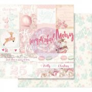 Papper Prima - Santa Baby - Pretty Little Christmas