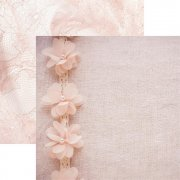 Papper Reminisce - Vintage Lace - Lace And Flowers