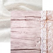 Papper Reminisce - Vintage Lace - Lace & Wood