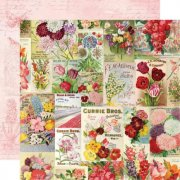 Papper Simple Stories - Simple Vintage Botanicals - Scattered Kindness