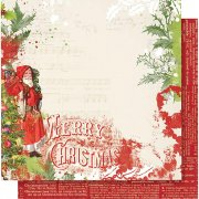 Papper Simple Stories - Simple Vintage Christmas - Ho Ho Ho
