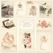 Vintage Bilder Pion Design - Images From the Past - Sweet Baby I