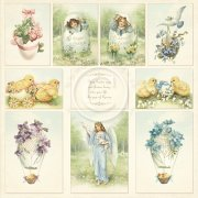 Papper Pion - Easter Greetings - Images from the Past
