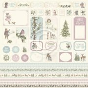 Papper Pion - Winter Wonderland - Cut Outs