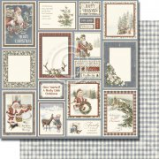 Papper Pion - A Woodland Christmas Tale - Happy Days