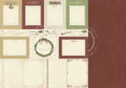 Papper Pion Design -  The Night before Christmas - Memory Notes