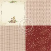 Papper Pion Design - Christmas Wishes - Good Tidings 6x6
