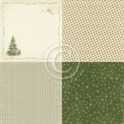 Papper Pion Design - Christmas Wishes - Christmas Morning 6x6