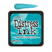 Distress Ink Mini - Peacock Feathers - Tim Holtz/Ranger