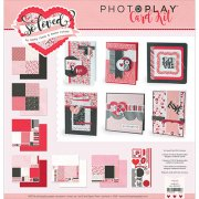 "Paper Pack 12""x12"" - Photo Play Card Kit - So Lovely"