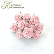 Mulberry Rose - 10 mm - Pink