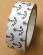 Washi Tape - Anchors Away 10m