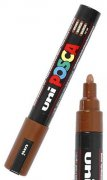 Posca Marker Medium Bullet PC-5M - Brown