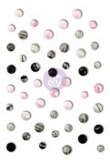 Rossi Belle Say It In Crystals Adhesive Embellishments