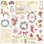 Prima Die cuts I - Christmas In The Country - 42 st