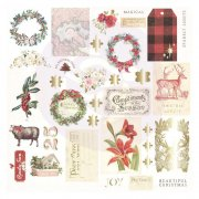 Prima Die cuts II - Christmas In The Country