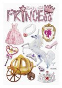 3D Stickers - Princess