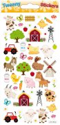 Softy Stickers 3D - Tweeny - The Farm