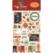 Puffy Stickers Carta Bella - Hello Autumn
