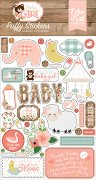 Puffy Stickers Echo Park - Baby Girl