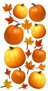 Stickers Sticko - Autumn Pumpkins