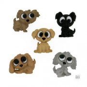 Knappar Figurer - Playful Puppies
