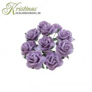 Mulberry Rose - 10 mm - Purple