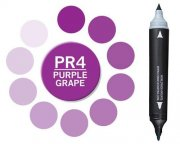 Chameleon Pen Marker - Purple Grape