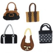Knappar Figurer - Posh Purses