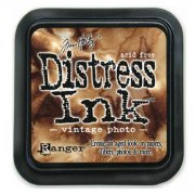 Distress Ink - Vintage Photo - Tim Holtz