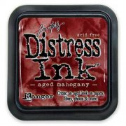 Distress Ink - Aged Mahogany - Tim Holtz