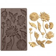 Prima Silikonform - Botanist Floral - Re-Design Decor Mould