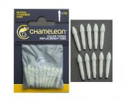 Replacement Mixing Chamber Nibs for Chameleon - 10 Pack