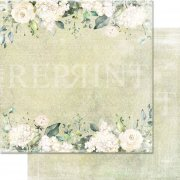Papper Reprint - A Special Day - Rose Edging