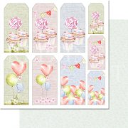 Papper Reprint - Party Collection - Tags