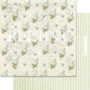 Papper Reprint - Spring Blossom - Pansies