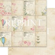 Papper Reprint - Spring Blossom - Tags