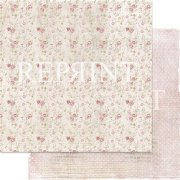 Papper Reprint - Spring Blossom - Roses and Leaves