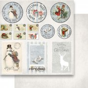 Papper Reprint - Nordic Christmas Collection - Christmas Tags