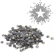 Silhouette Iron-On Crystals Metallic 3mm - Ca 288 st