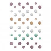 Rhinestones Prima Marketing - Sugar Cookie - 48 st