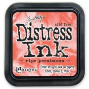 Distress Ink - Ripe Persimmon - Tim Holtz