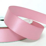 Satinband 20 mm - Rosa - 6 meter