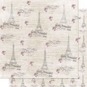 Papper Reprint - Lilac Paris - Paris