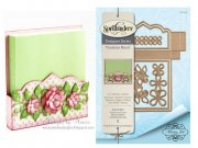 Spellbinders Timeless Heart - Note Holder